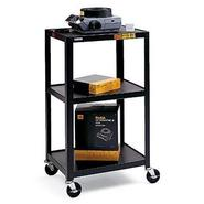 AV Cart with Electrical Unit