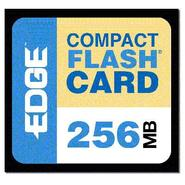256MB Premium CompactFlash card