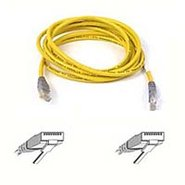 10 ft. CAT5e Crossover Patch Cable