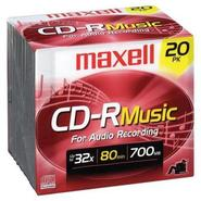 Music Gold - CD-R x 20