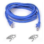 patch cable - 4 ft - blue