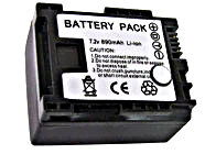 BP-808 7.2v Camcorder Battery Replacement Pack FS