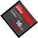 Sandisk 16GB Ultra 30MB/s SDCFH-016G CF Compact F