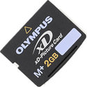 2GB xD Picture Card M Plus Type Olympus 202249 or