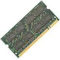 256MB PC2-3200 (400Mhz) 200 pin DDR2 SODIMM (AME)