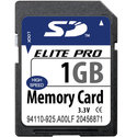 1GB SD Secure Digital Card (BXP)