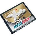 512MB CompactFlash Card 60x, Dane-Elec, BQY