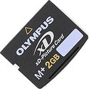 2GB xD Picture Card Type M Plus Retail, Olympus,