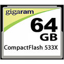 64GB CF Compact Flash Card Hi Speed 533+ (CRY)