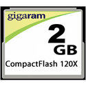 2GB CF Compact Flash Card Hi Speed 120 (BRH)