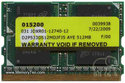 512MB 172p PC2-4200 CL4 8c 32x16 DDR2-533 microDI