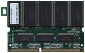 1GB 144p PC133 CL3 18c 64x8 Registered ECC SDRAM 
