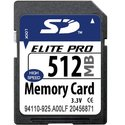 512MB 9p SD Secure Digital Card, Viking, BQN