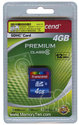 4GB 9P SDHC Secure Digital Card High Capacity Cla