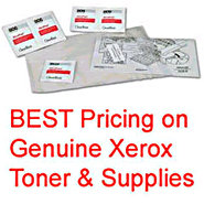 GENUINE XEROX SUPPLIES