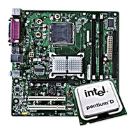 Pentium D 945 3.4GHZ