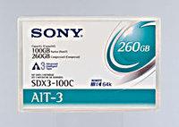 Sony          SDX3-100C