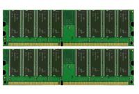 2GB(2X1GB)DDR2PC4200U