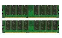1GB(2X512MB)DDR1PC3200U