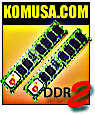 2GB ( 1024MBx2) DDR2 800