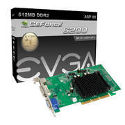 GeForce 6200 512MB AGP