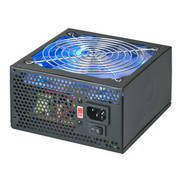 600W 140mm LED Fan PSU