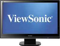 ViewSonic - 22   Widescreen LED Monitor - Black