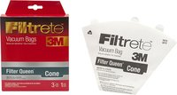 - Filtrete Vacuum Bag for Filter Queen Canister Va