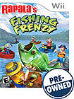 Rapala's Fishing Frenzy - PRE-OWNED - Nintendo Wii