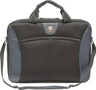 - Sherpa Slimcase Messenger Laptop Case - Blue