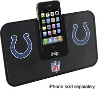 - Indianapolis Colts iDock Speakers