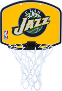 - Utah Jazz Mini Hoop Set