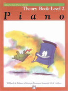 - Basic Piano Course Theory Book 2 Instructional B