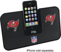 - Tampa Bay Buccaneers iDock Speakers