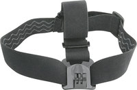 - Head Strap Mount - Black