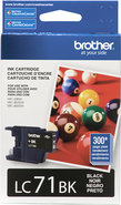 - Inkjet Cartridge for Brother Printers - Black