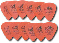 - Tortex Guitar Picks (12-Pack) - Orange