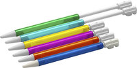 - Rainbow Stylus Pack for Nintendo 3DS XL and DSi