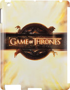 - Game of Thrones Case for Apple iPad (3rd Generat