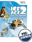 Ice Age 2: The Meltdown - PRE-OWNED - Nintendo Wii
