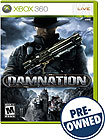 Damnation - PRE-OWNED - Xbox 360