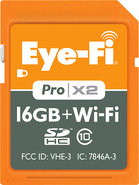 - Pro X2 16GB Secure Digital High Capacity (SDHC)