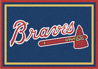 - Atlanta Braves Small Rug