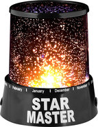- Star Master Projector Light