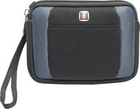 - Lunar Single-Compartment Case for Most GPS - Bla