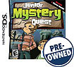 Junior Mystery Quest - PRE-OWNED - Nintendo DS