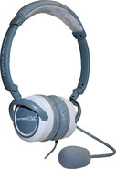 - Refurbished Ear Force XLC Over-the-Ear Gaming He