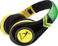 - Usain Bolt Elite High-Definition Over-the-Ear He