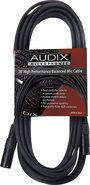- 20' XLR-to-XLR Microphone Cable - Black