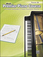 - Premier Piano Course Theory Book 2B Instructiona